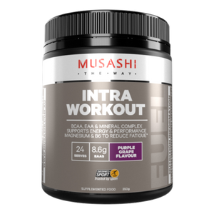 Musashi INTRA-WORKOUT, bcaa eaa & mineral complex,Watermelon flavour,350GR