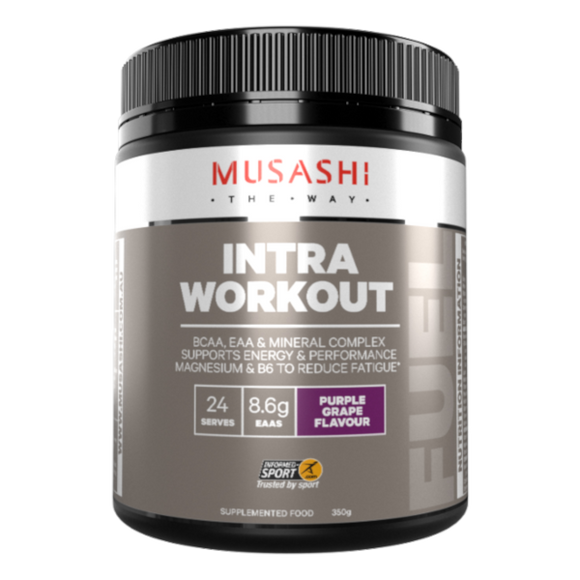 MUSASHI INTRA-WORKOUT 350G