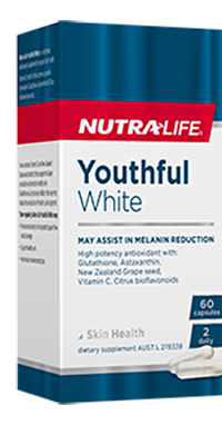 NutraLife Youthful White 60c