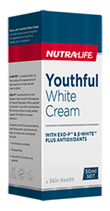 Nutralife Youthful White Cream 50ml
