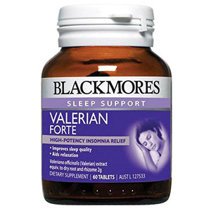 Blackmores Valerian Forte 2000mg 60 Tablets