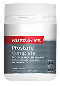 NutraLife Prostate Complete 100 Capsules