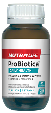 NUTRALIFE PROBIOTICA DAILY HEALTH 60C