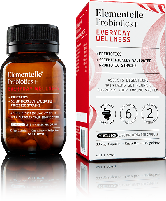 Elementelle Probiotics Everyday Wellness