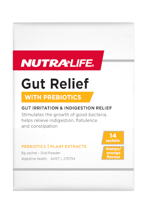 NUTRALIFE GUT RELIEF 14 SATCHETS