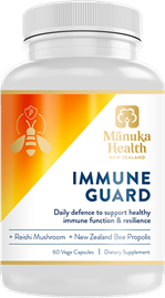 Manuka Health Immune Guard 60