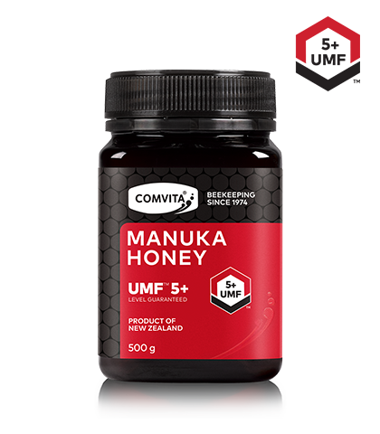 COMVITA  UMF5+ MANUKA HONEY 500GR