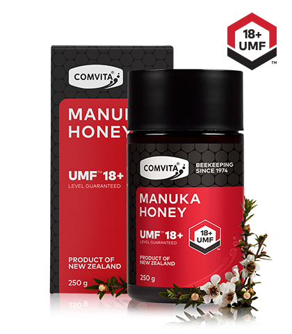 COMVITA  UMF18+ MANUKA HONEY 250GR
