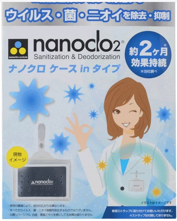 Nano CLO2 Sanitization & Deodorization- Eliminating Virus, Bacteria and Gems
