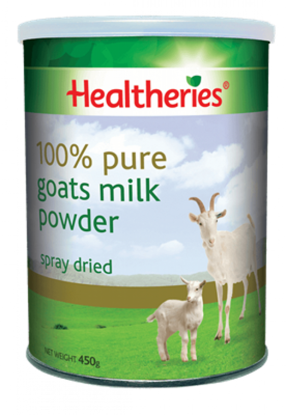 Healtheries Goats Milk Powder 450gr
