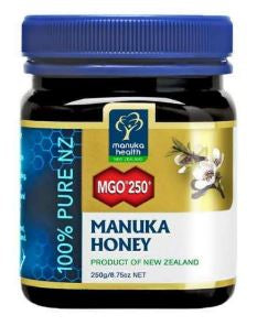 MANUKA HEALTH MGO 263+ Manuka Honey 250GR