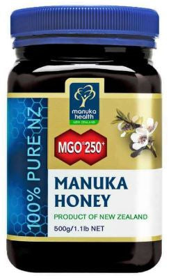 MANUKA HEALTH MGO 250+ Manuka Honey 500gr