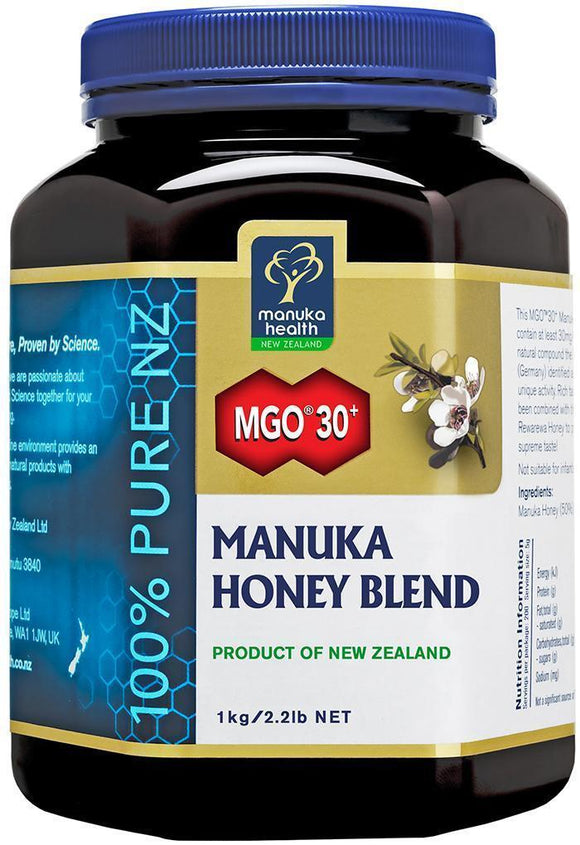 MANUKA HEALTH MGO 30+ Manuka Honey Blend 1 kg