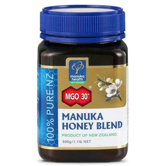 MANUKA HEALTH MGO 30+ Manuka Honey Blend 500gr