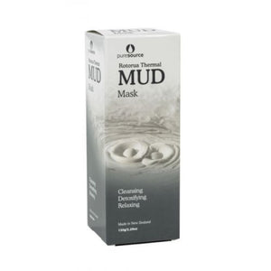 PureSource Rotorua Thermal Mud  Mask 150g , Cleansing, Detoxifying, Relaxing