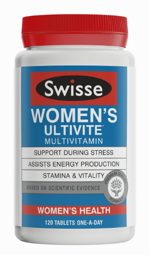 SWISSE WOMEN'S ULTIMATE MULTIVITAMIN 120T