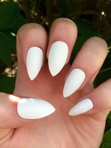 From Miss to Mrs (White Nails) Ready To Ship