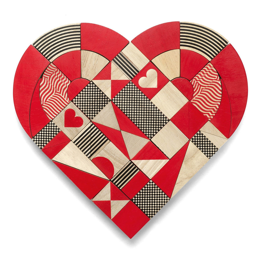 HeartShapes Puzzle