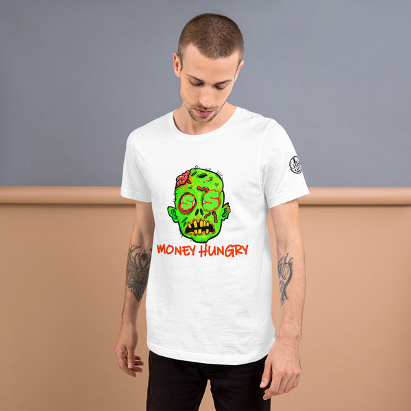 money hungry tee