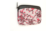 Cambridge Travel Pouch - Lilac Vines