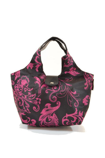Paris Lunch Tote  - Pink Victoria