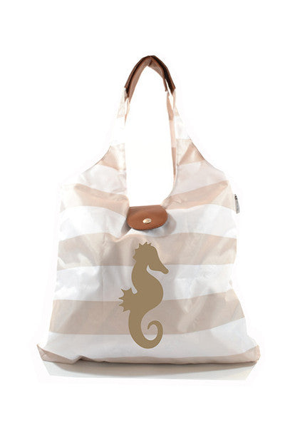Italia Shopper - Seahorse on Palmetto