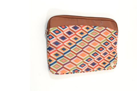 Cambridge Travel Pouch - Vintage Mosaic