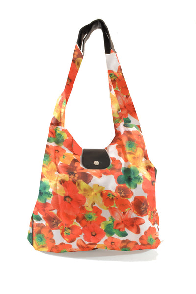 Italia Shopper - Zinnias