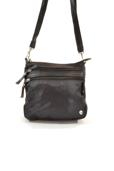 Austin Crossbody - Black