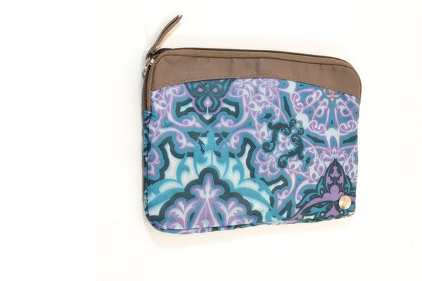 Cambridge Travel Pouch - Teal Solstice