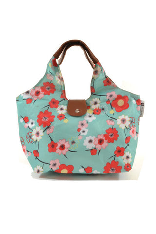 Paris Lunch Tote  - Cherry Blossom