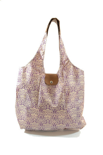 Italia Shopper - Bellflower Ikat