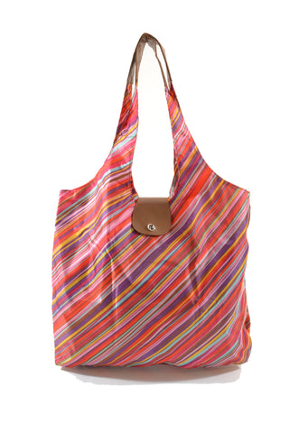 Italia Shopper - Neon Chalk