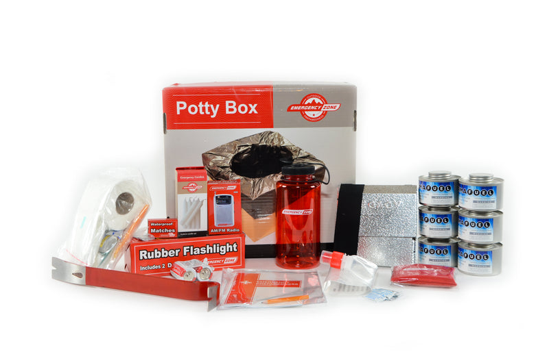 Basic Bug-In Kit with Sanitation Pack