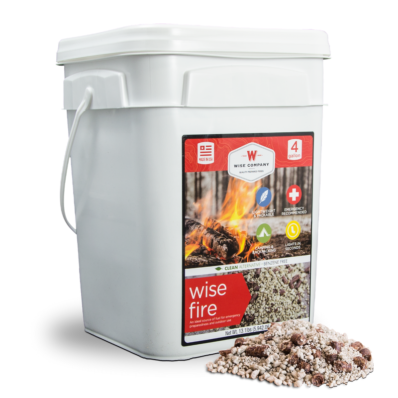 Fire Starter (Four Gallon Bucket)