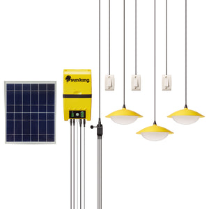 Solar Powered Light