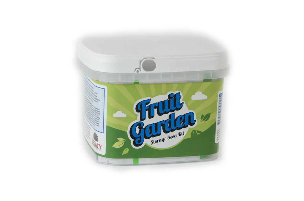 Fruit Garden Seed Kit