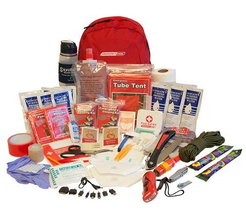 Two Week All Inclusive Disaster Preparedness Kit (2 Person)