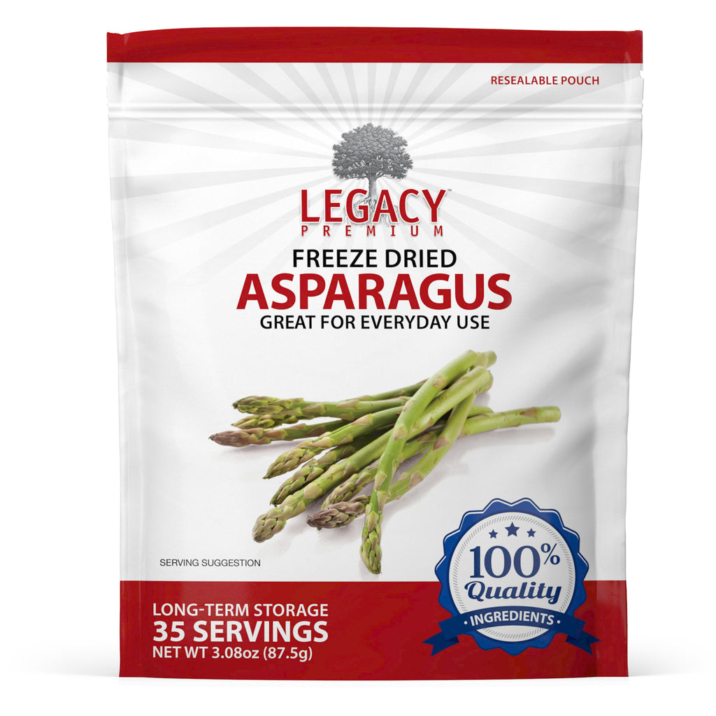 Freeze Dried Asparagus
