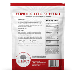 Cheese Blend Powder