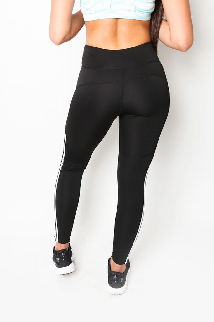 """Just Kickin' It"" Workout Leggings"