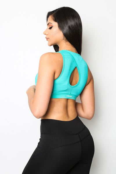 """Blurred Lines"" Sports Bra"