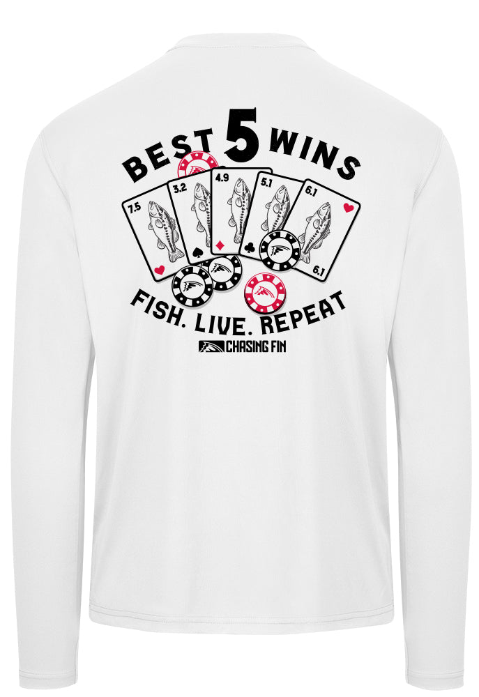 Best Five Bass Performance Shirt