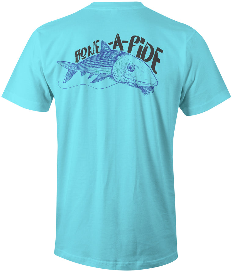 Bone-A-Fide Bone Fish T-Shirt