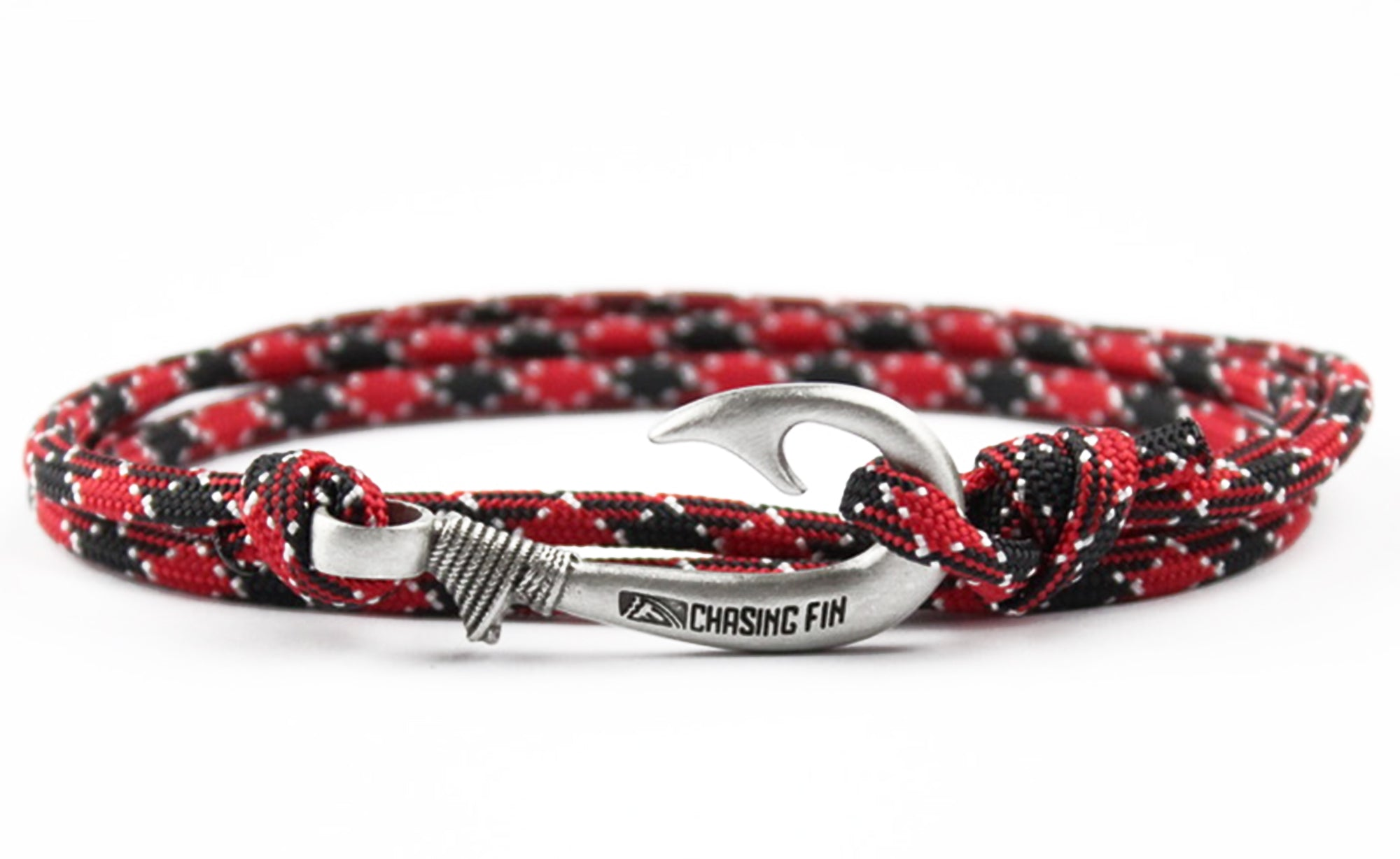 Deadpool Fish Hook Bracelet