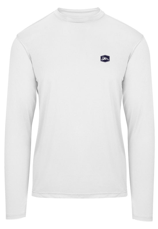 Tailing Redfish Performance Shirt (White)