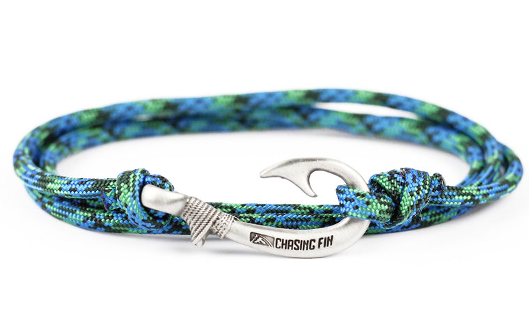 Reef Fish Hook Bracelet
