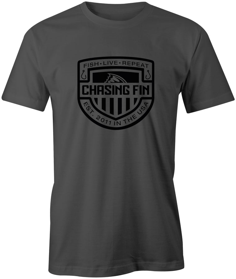 Black Shield T-Shirt