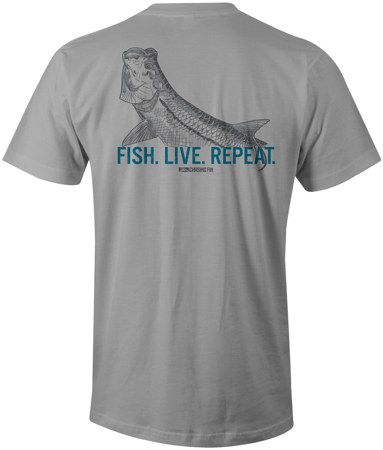 Silver King Tarpon T-Shirt