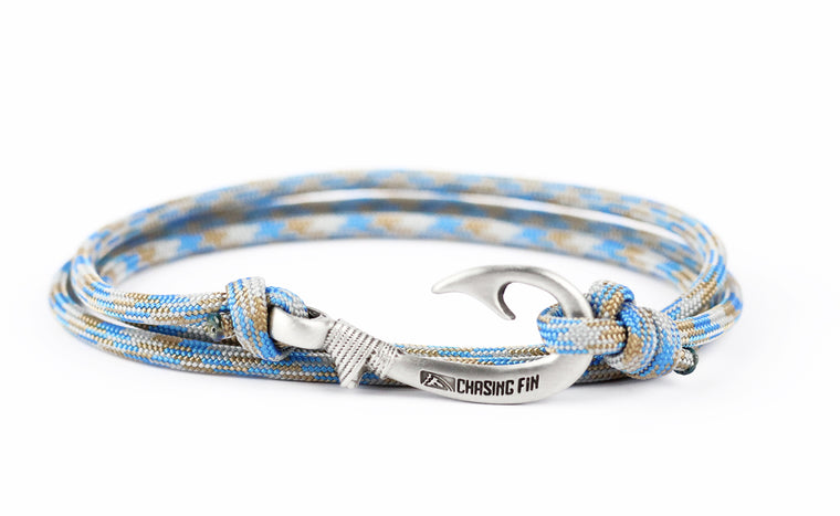 Surf & Sand Fish Hook Bracelet